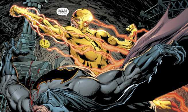 Heroes In Crisis Suspect List - Reverse-Flash