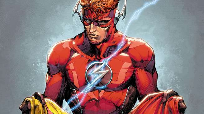 Heroes In Crisis Suspect List - Wally West