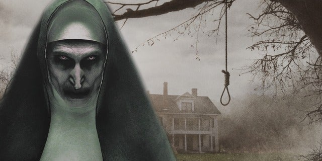 How 'The Nun' Ties into 'The Conjuring' Films screen capture