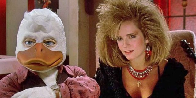 Howard the Duck Lea Thompson