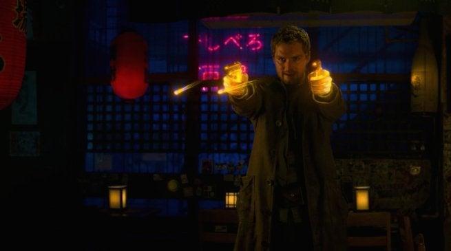 Iron Fist Season 2 Danny Rand Orson Randall Chi Guns