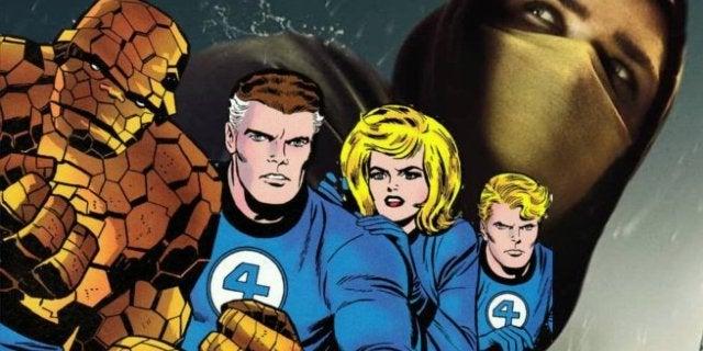 Iron Fist Season 2 Fantastic Four Easter Egg