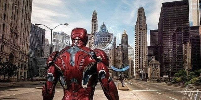 'Marvel's Iron Man' Video Game Concept Image Has Fans Swooning