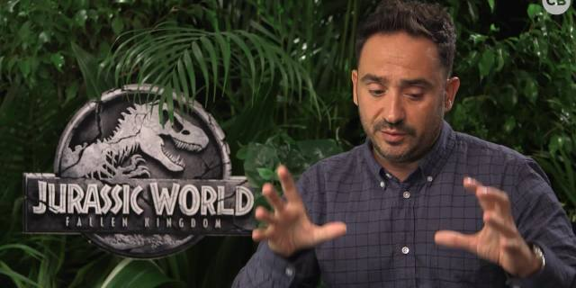J.A. Bayona Talks Jurassic World: Fallen Kingdom screen capture