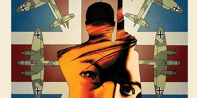 james bond origin comic book