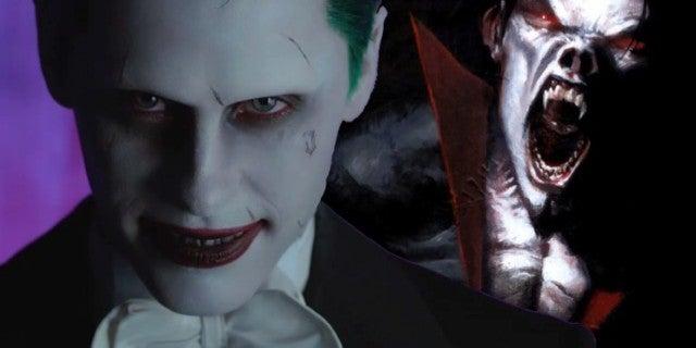 Jared Leto Morbius Joker COMICBOOKCOM