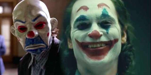 Joker Joaquin Phoenix Bank robbery