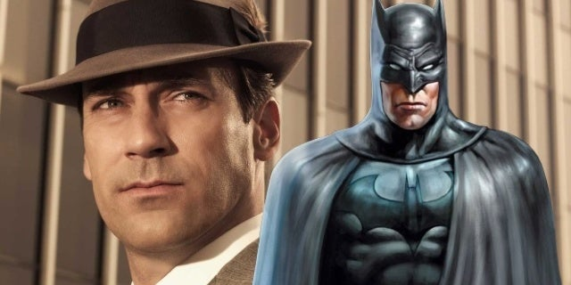 jon hamm batman dc comics