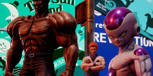jump force baddies
