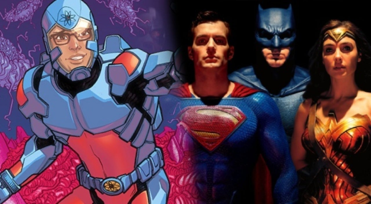 New Justice League Snyder Cut Still Teases The Atom