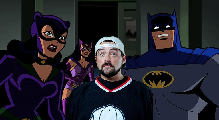 kevin smith batman brave and the bold