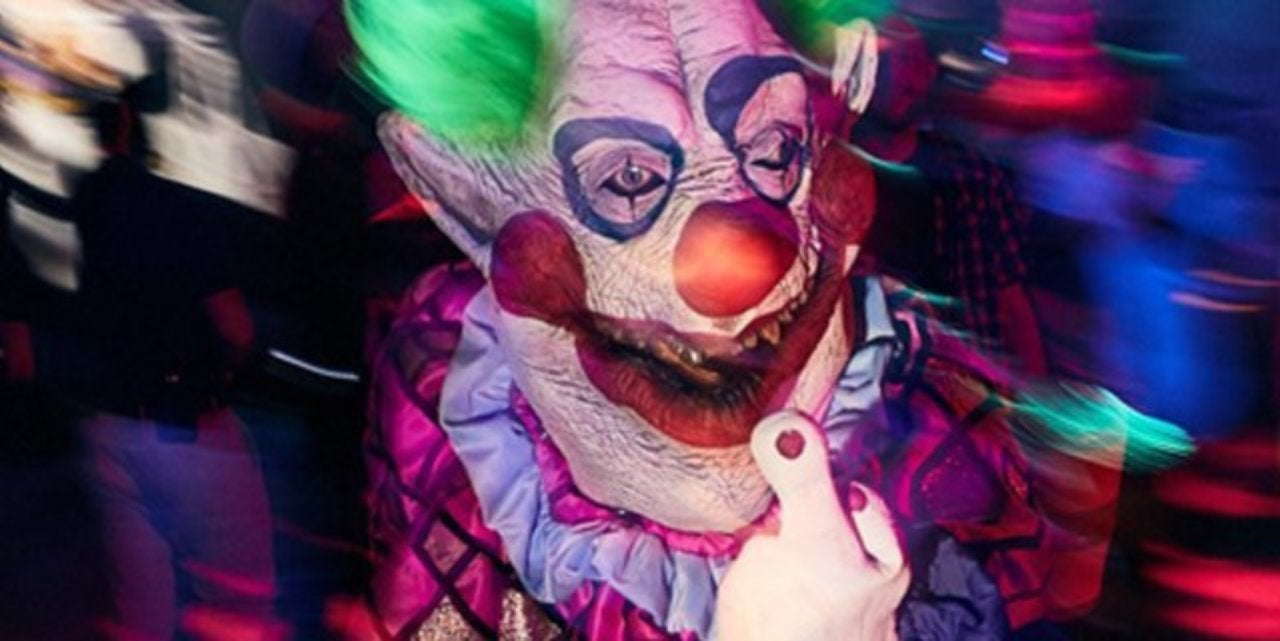 how 'killer klowns from outer space' became a halloween horror