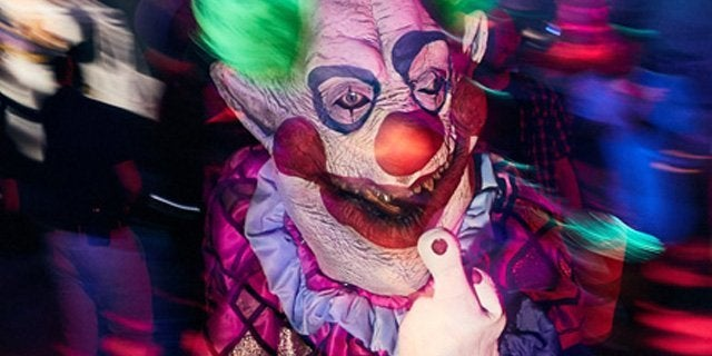 killer klown from outer space halloween horror nights