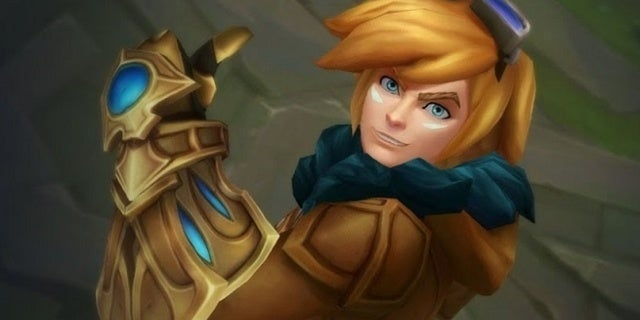 League of Legends Ezreal Rework