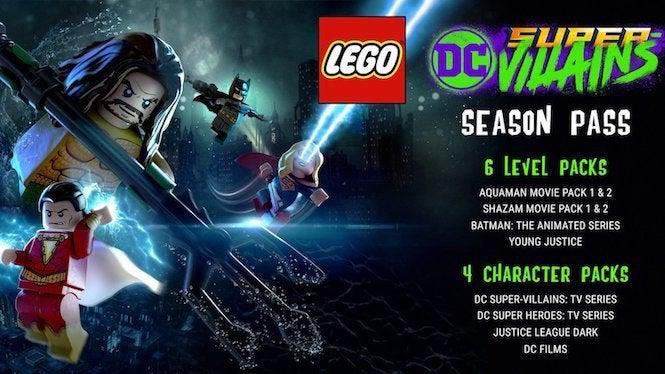 Lego DC 2