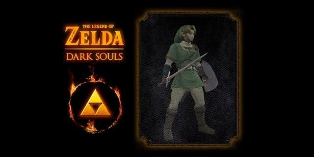 loz dark souls