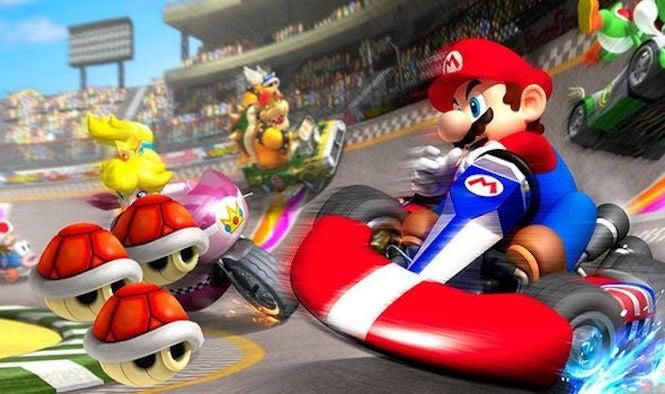 Mario Kart Story