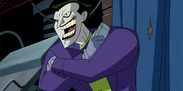 mark hamill joker batman animated series