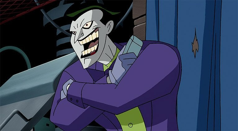 mark hamill joker batman animated series