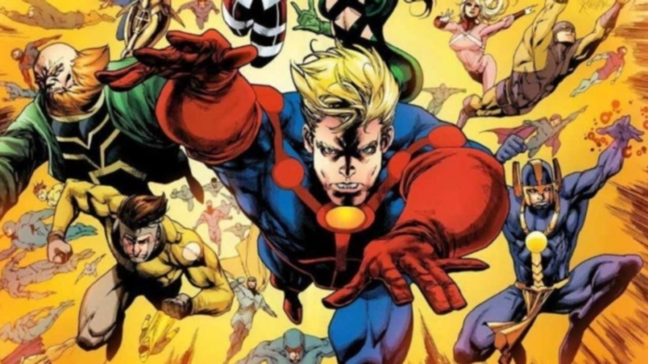 Kumail Nanjiani Says The Eternals Is the Most Epic Marvel Movie Yet