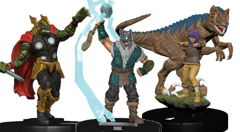 Marvel HeroClix Secret Wars Battleworld Preview