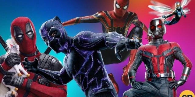 Marvel superhero movies 2018 COMICBOOKCOM