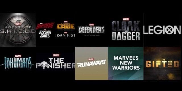 Marvel TV New York Comic Con NYCC 2018