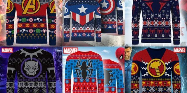 marvel-ugly-christmas-sweaters-2018-top