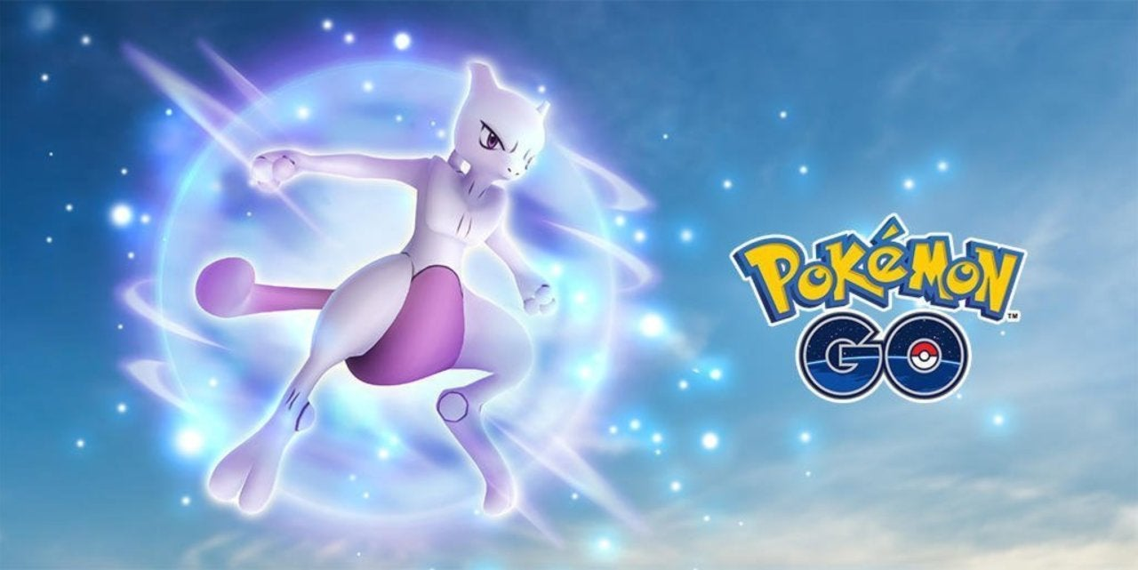 Pokemon Go Adds a More Powerful Mewtwo to Raids