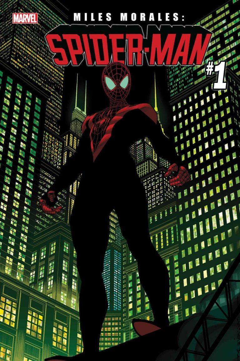 dc51e25e6ec1e8 Marvel Announces  Miles Morales  Spider-Man  Team