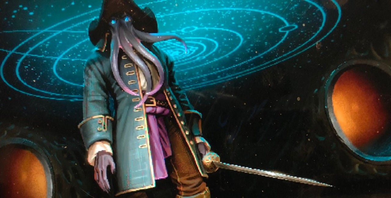 Dungeons & Dragons' Teases Spelljammer and One of its