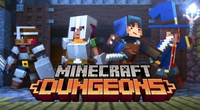 Minecraft Dungeons_