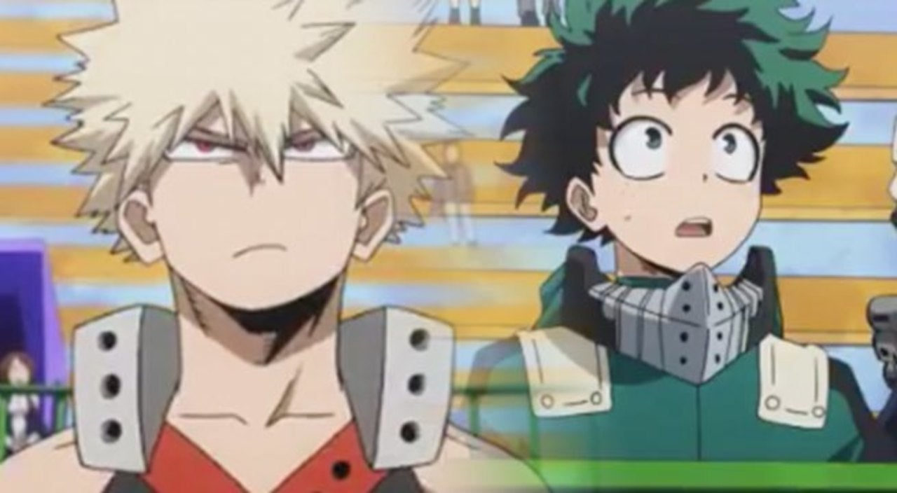 My Hero Academia Two Heroes Shares First Dub Clip