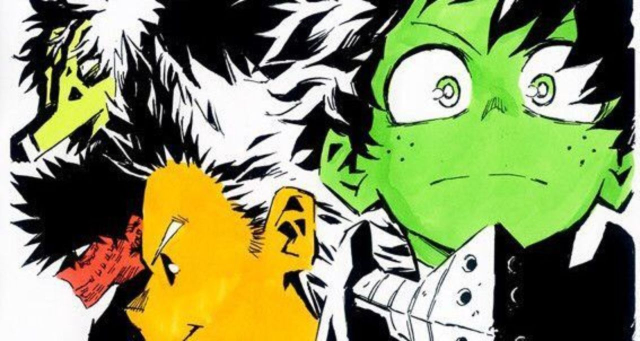 My Hero Academia\' Teases Season 4 With New Art