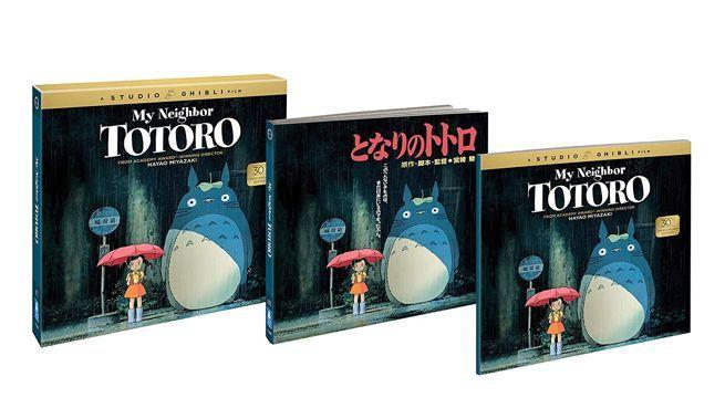 'My Neighbor Totoro' 30th Anniversary Blu-ray Set Now