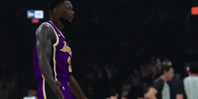 NBA 2K19 Momentous Trailer screen capture
