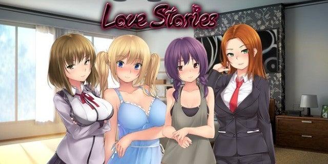 Negligee Love Stories