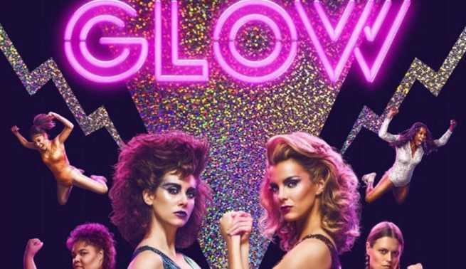 Netflix Comics Adaptations - Glow