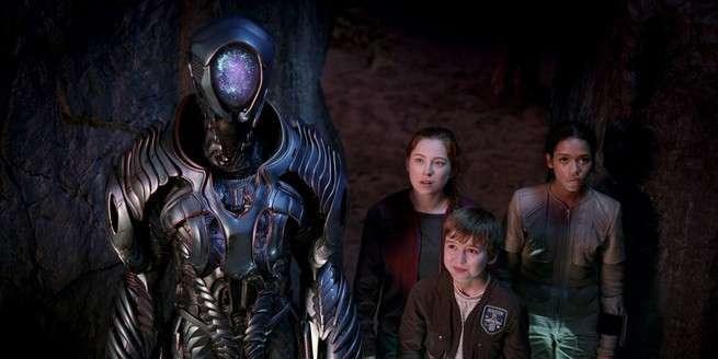Netflix Comics Adaptations - Lost in Space