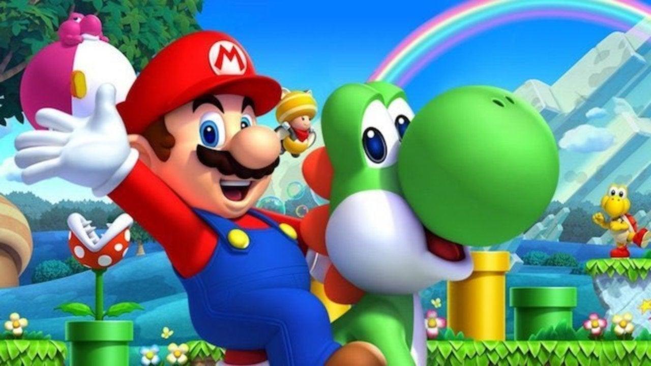 Super Mario Bros Animated Movie Will Release Around 2022