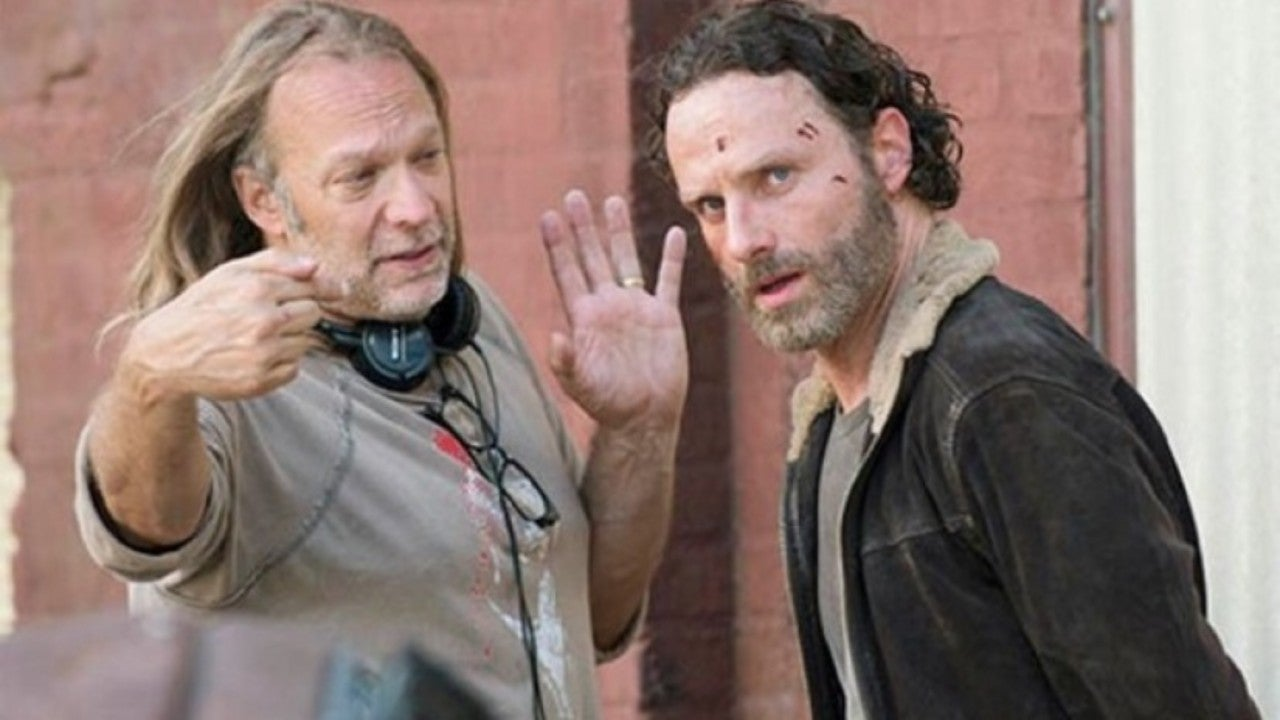 'The Walking Dead': Greg Nicotero on Andrew Lincoln Exit