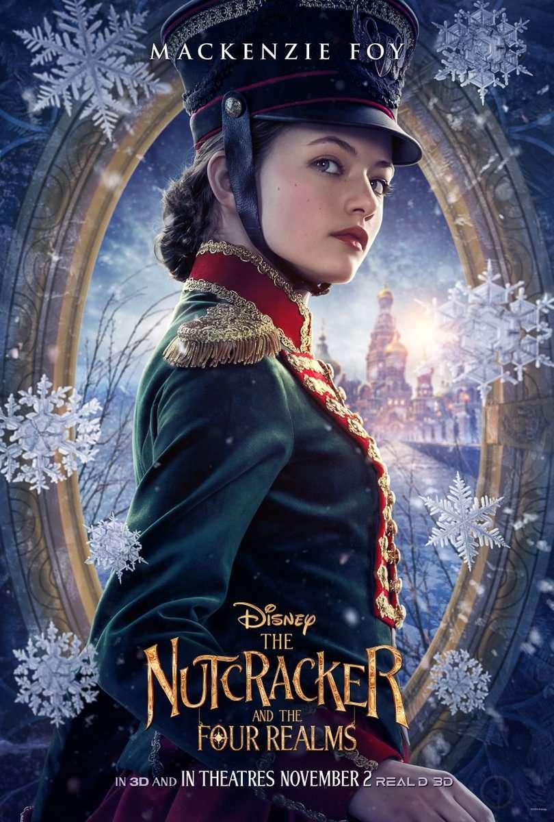 Nutcracker and the Four Realms Clara Mackenzie Foy