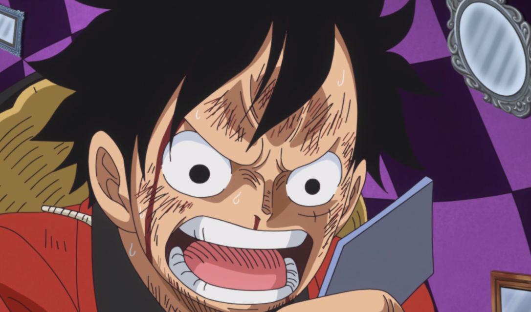 One-Piece-Luffy