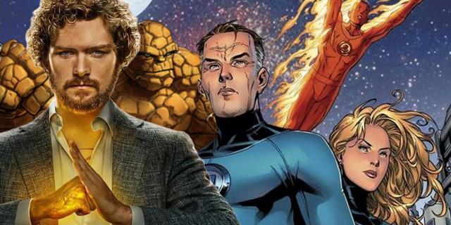 One Shot: Fantastic Four Easter Egg in Iron Fist screen capture