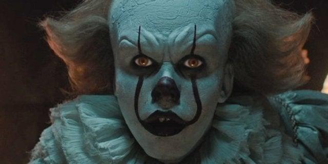pennywise it movie 2017 bill skarsgard