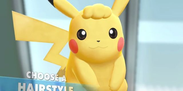 pikachu bangs
