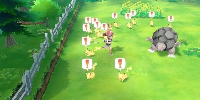 pikachu lets go