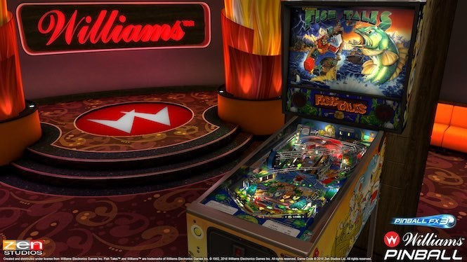 Interview: How Zen Studios Acquired Williams/Bally Tables For