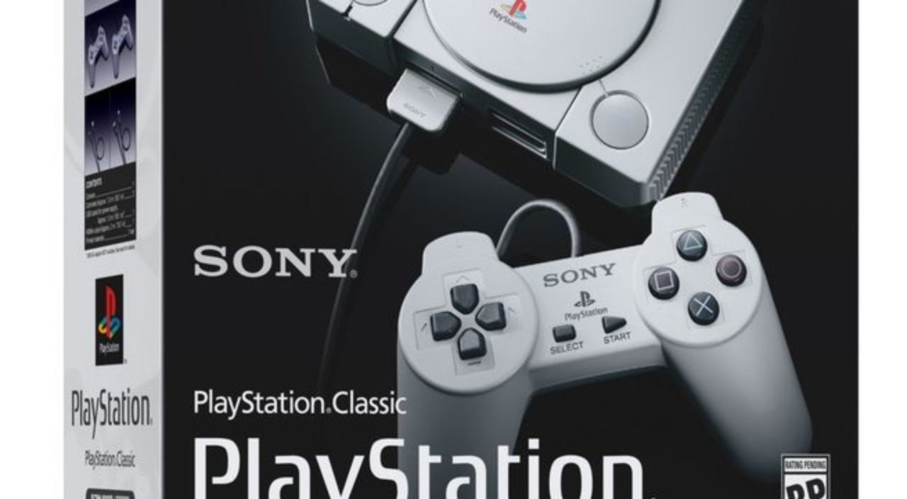 How To Pre-Order The Sony PlayStation Classic Console
