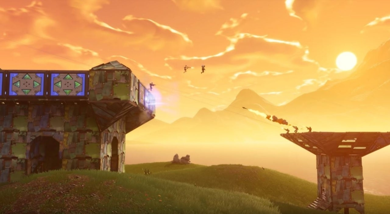 Fortnite Port A Fortress Now Live More Item Changes